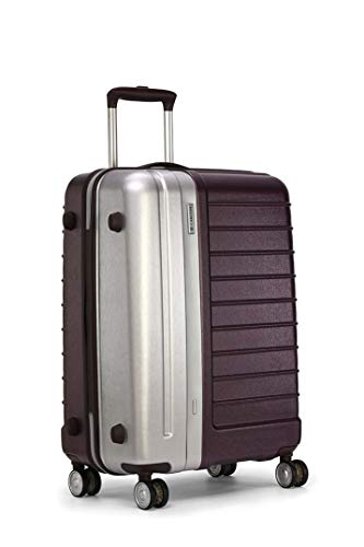 Carlton Edge Dual Tone Polycarbonate 55 Cms Chardonnay Hardsided Cabin Luggage