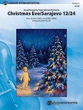 Christmas Eve/Sarajevo 12/24 (Music Eve Christmas Sheet)