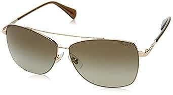 Ralph Lauren Sunglasses For Unisex, Clear RA4121 32338E59 59 mm