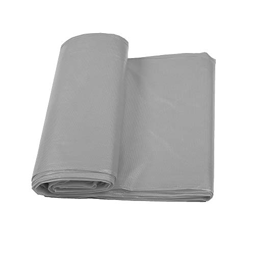 Yu2d  Waterproof Plastic Tablecovers Table Cloth Cover Party Catering Events Tableware(Gray)]()