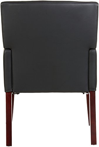 AmazonBasics Reception Chair, Black by AmazonBasics (Image #4)