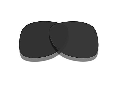 Black Polarized Replacement Lenses for Oakley Dispatch 2 - Dispatch 2 Oakleys