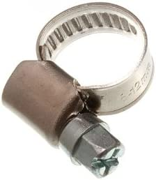 1X Pack : 5 Jubilee Clips 30-40mm Genuine Jubilee Clips,Jubilee hose clip clamps worm drive fuel hose pipe Size :