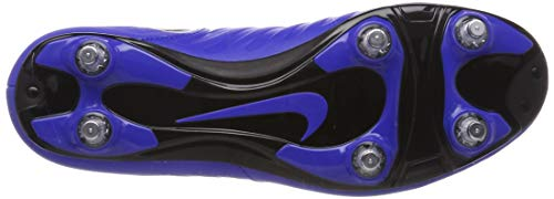Blue 7 Fútbol Legend Nike Multicolor Club black Adulto Zapatillas wolf De Unisex Sg Grey racer 400 FwUqUP