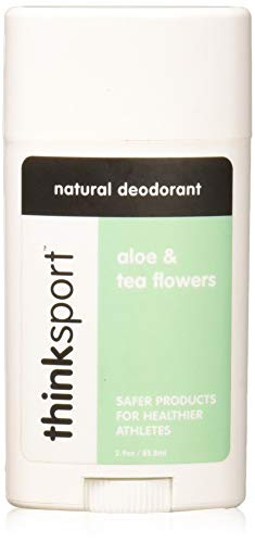Thinksport Deodorant, Aloe and Tea Flowers (2.9 - Korina Body