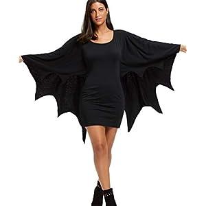 Halloween Plus Size Batwing Costume