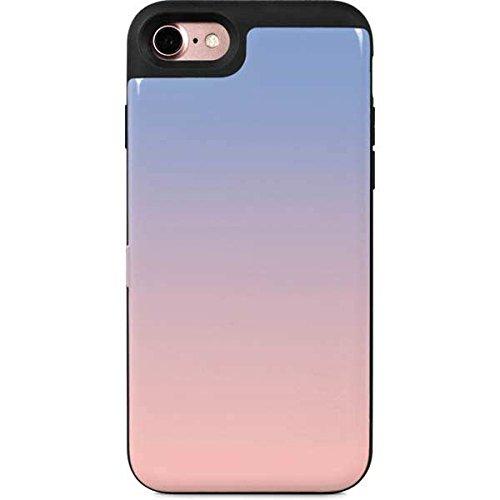 save off 64de8 0b0aa Amazon.com: Solids iPhone 8 Case - Rose Quartz & Serenity Ombre ...