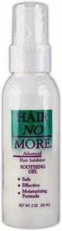 Hair No More Advanced Hair Gel Inhibitor, Eliminate Hair Regrowth, 2 oz.