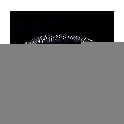 (Ashtray, Crystal Glass Ashtray Fashion Creative Birthday Gift Ashtray Living Room Bedroom Home Ashtray (Multiple Choice) R-40 (20x20cm))
