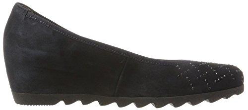 Femme Shoes Gabor Gabor Bleu Escarpins Pazifik 16 Basic rIUIwd4q