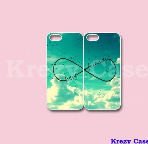 Fabulous Infinity Best Friend IPhone 4s Case Cover Cute