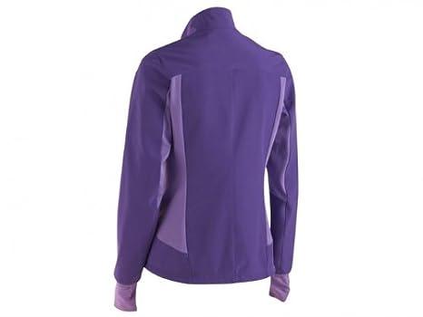 más de moda invicto x bebé Simond Softshell alpinism Jacket Lady - Chaqueta (Purple), L ...