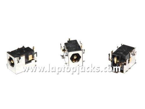 - HP NX6100, NX6110, NC6100, NC6120, NC6140, NC6200, NC8200, NC8230, NX8200, NX8220, NW8200, NW8240 DC Power Jack