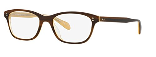 New Oliver Peoples 5224 1281 Ashton Tortoise Cream Optical ()