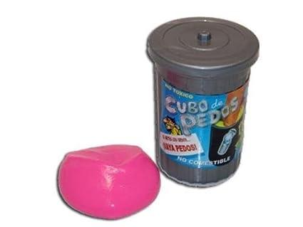 Cubo de pedos pedorretas 7 x 5 cm nuevo para niños adultos