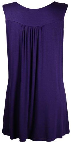 Purple Hanger - T-shirt - Femme Violet Violet