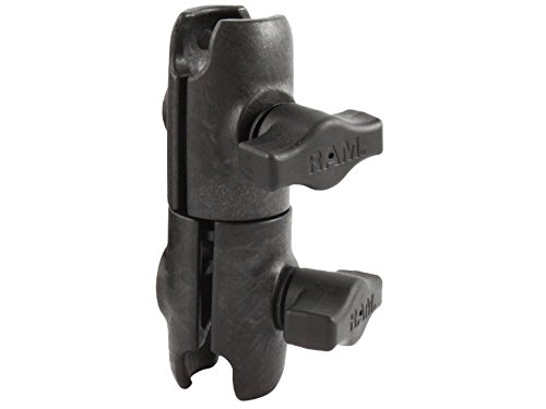 RAM Mounts (RAP-B-200-12U) Composite Double Socket Swivel Arm for 1