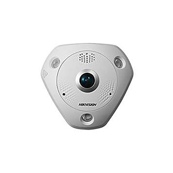 Hikvision Digital Technology DS-2CD6362F-IVS Cámara de seguridad IP Interior y exterior Espía