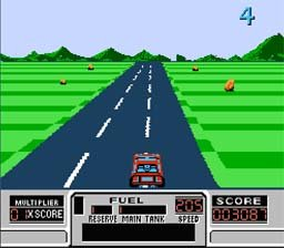 Roadblasters Game (Roadblasters Game, Nes Game Version)