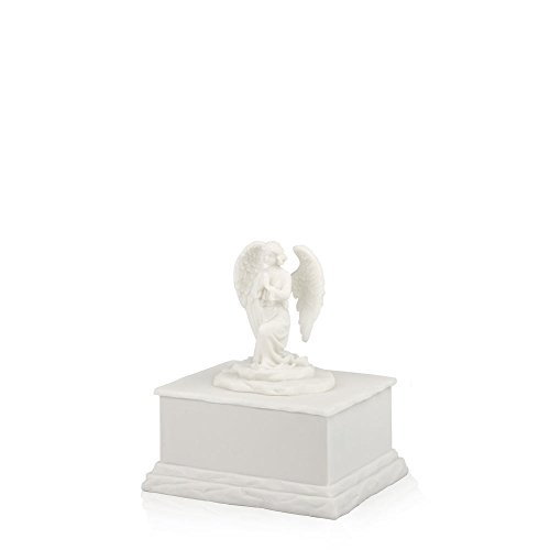 Perfect Memorials Small Serene Angel Cremation Urn ()