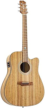 Guitarra Western – Randon – Dreadnought – EQ – Fishman ISY 301 de Neck 43 mm