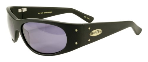 Black Flys Fly No. 5 Sunglasses - Black Matte - Smoke - Black Flies Sunglasses