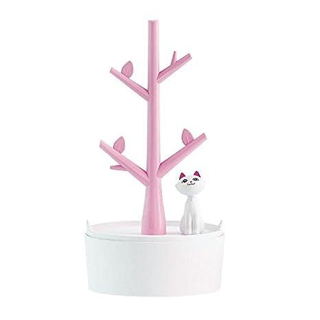 Somedays - Caja de Almacenamiento de Accesorios para Gatos pequeños, diseño de Dibujos Animados: Amazon.es: Hogar