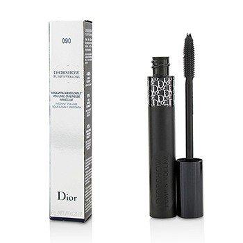 Christian Dior Diorshow Pump N Volume Mascara - # 090 Black Pump 6g/0.21oz by Dior