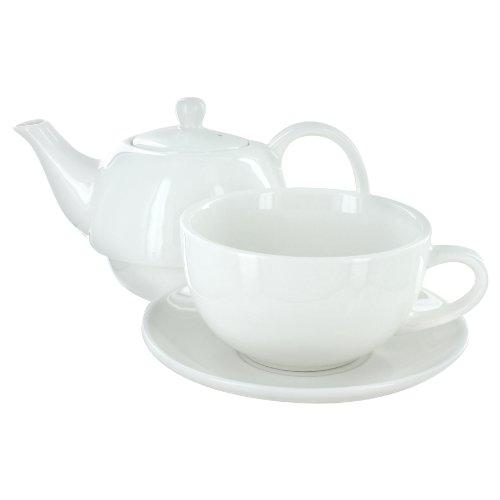 Summertime Bone China Tea for One