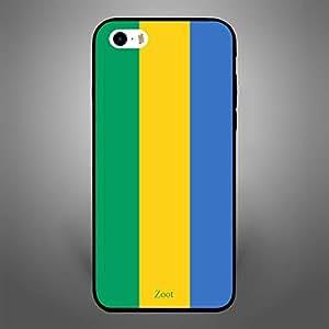 iPhone 5S Gabon Flag