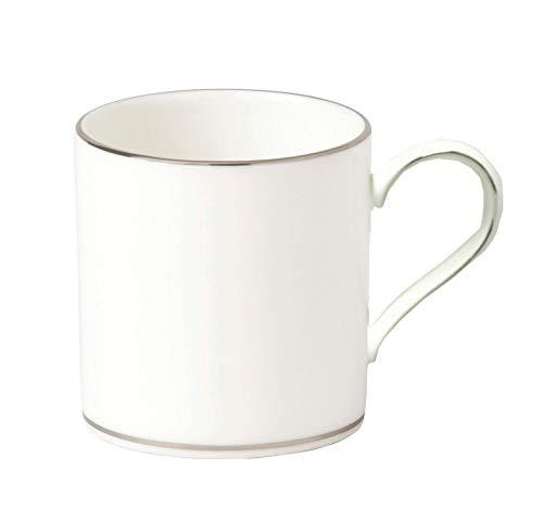 (Wedgwood Signet Platinum 8oz Mug Boehm Style Bone China)