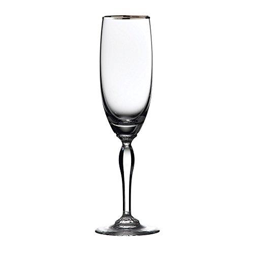 Marquis by Waterford Allegra Platinum Champagne (Platinum Champagne Flute)