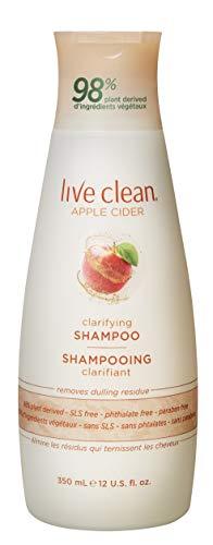 (Live Clean Apple Cider Detox Shampoo, 12 oz. )