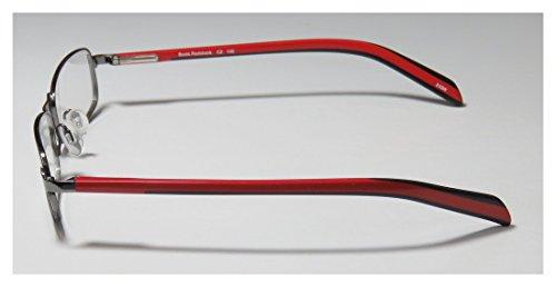 Laarzen Tureluur Heren / Dames Ontwerper Full-velg Veerscharnieren Brillen / Brillen Gunmetal / Rood / Zwart