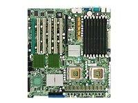 Supermicro X7DBE-X Motherboard, 5000P Dp Dual Core LGA771 32GB Eatx GBE2 Raid Sata 6PCIX