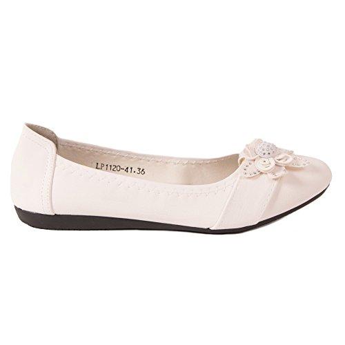 Primtex Donna Donna Primtex Ballerine bianco Donna bianco 2112 Primtex 2112 Ballerine 2112 Ballerine xt0Z0TAqw