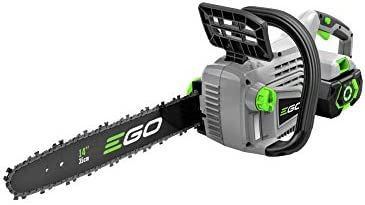 EGO Power CS1400 14-Inch 56-Volt Lithium-Ion Cordless Chainsaw Tool only