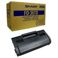 SHRFO35TD - Sharp Toner/Developer/Drum Cartridge for Sharp Fax Model FO3350