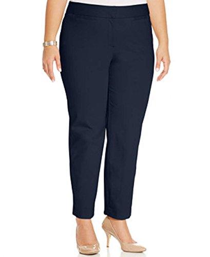 Charter Club Plus Size Tropical Twill Capri Pants, 24W (Plus)