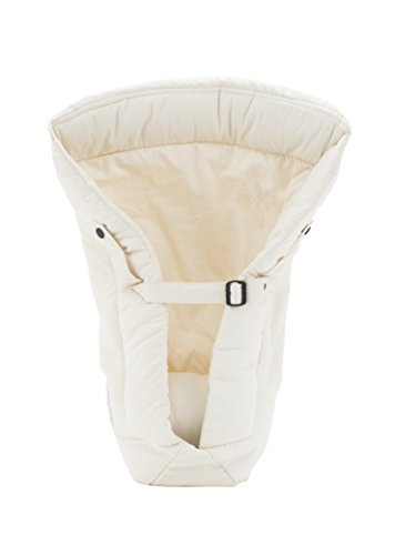 Ergobaby Easy Use Design Original Infant Insert, Natural by Ergobaby