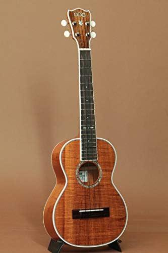 【占部弦楽器製作所/Urabe】CT-46 Hawaiian Koa Tenor/日本製