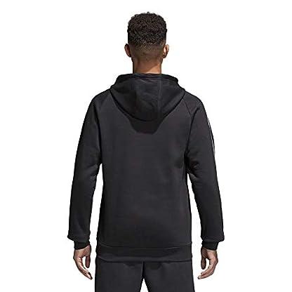 adidas Herren Core 18 Pullover, Black/White, S 5