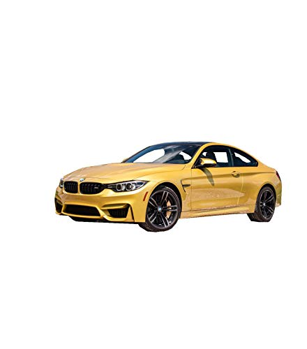 Wheelzone For bmw M2 coupe F22 2014 CS0127 Stone Chip Protection Film Paint Protective Decal Stoneguard Protect Car For Rear Archs ONLY