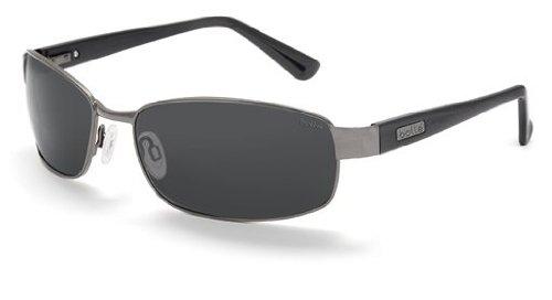 Bolle Fusion Delancey Sunglasses (Shiny Gunmetal, TNS)