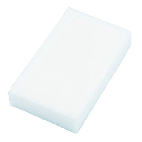 TOOGOO(R) 20Pcs Magic Multi Sponge Clean Foam Cleaner Cleansing Eraser Car Wash Kitchen 10cm¡Á6cm¡Á2cm(White) Edgar Magic
