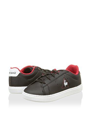 Le Coq Sportif COURTONE INF Scarpe Sneakers Nero per Bambini