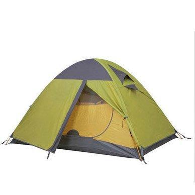 ジェットロイヤリティレオナルドダアウトドアキャンプ登山釣り3人テント防水、サイズ210 *(50 + 180 + 50)* 120Cm