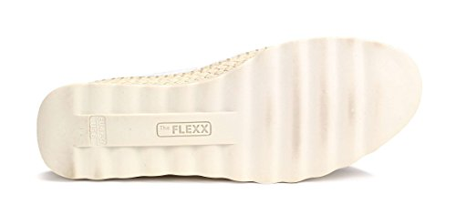 On Slip C122 Femme Flexx The Blanc 05 T6wIx0
