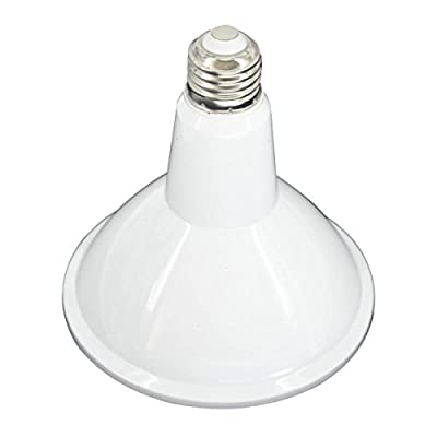 PAR38 LED Flood Light Bulb, IP65 Indoor and Outdoor Use,20W LED Flood Light Bulb (150W Equivalent), 1800lm, 3000K White, 40 Degree Beam Angle, Medium Base(E26), Spotlight