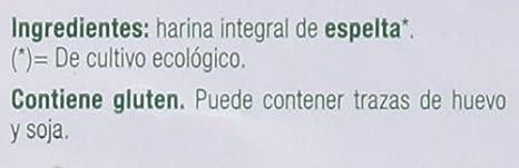 El Granero Integral, Macarones integrales de Espelta, Bio ...